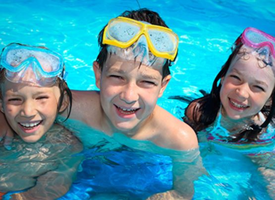 Check out all the fun at the Ella Redkey Pool