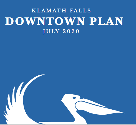 Downtown Plan Cover Page