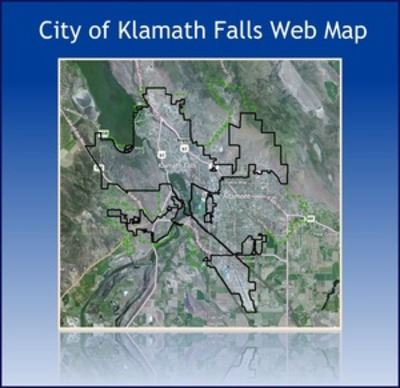 City of Klamath Falls Web Map